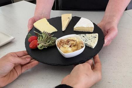 Lactose intolerant? You can still eat cheese