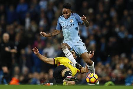 Guardiola pleased with rejuvenated Sterling
