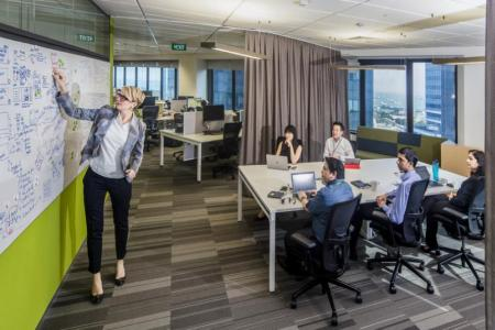 Achieving a positive work environment