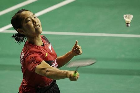 Badminton in transition process