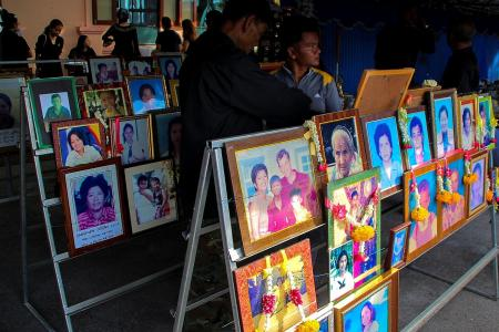 400 bodies unidentified after 12 years