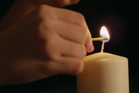 Candles light a way for single mums