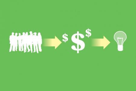 Crowdfunding gets major kick-start