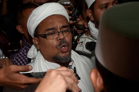 Ahok detractor also under blasphemy probe