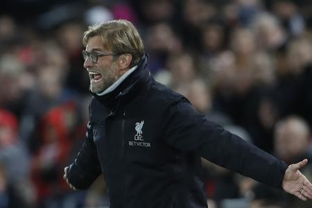 Klopp: Defence will be key against City