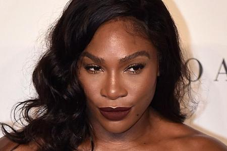 Conditions wind up Serena Williams