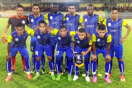 Unsettled Safuwan turns out in friendly for PDRM