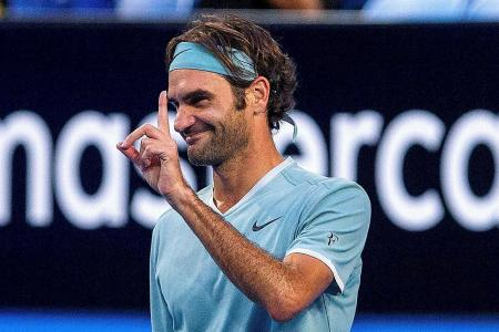 Federer happy with progress after comeback
