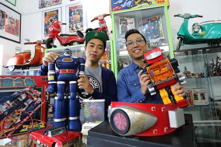 E-commerce gives new life to business selling old toys