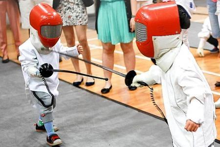 Teaching kids to be good sports