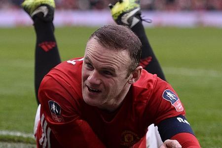 Get off Rooney's back