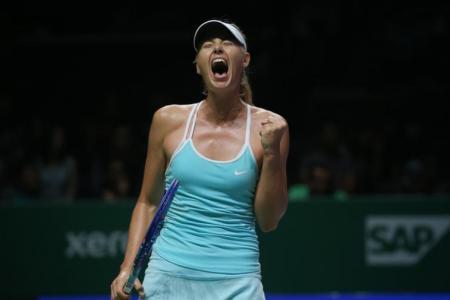 Russian tennis player Maria Sharapova to make her return in Stuttgart.