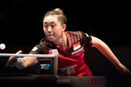Feng Tianwei confirmed for new table tennis league