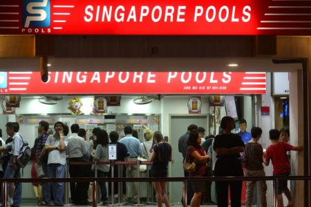 Singapore Pools yesterday said that a glitch in its sports prize claims system has been fixed.