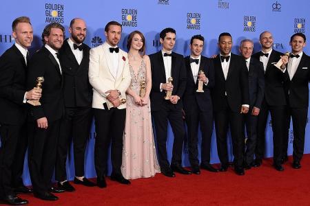 La La Land continues its run with 11 Bafta nominations