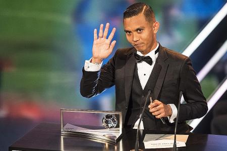 The kampung kid who shook the world