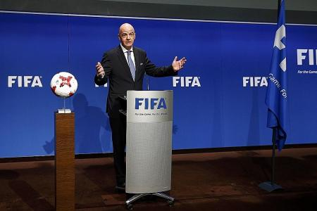 World Cup boost for Asia