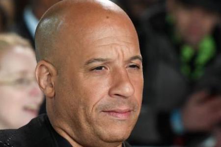 Vin Diesel returns to xXx