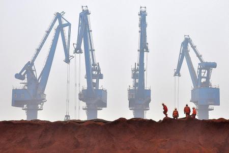 Hazy outlook on iron ore