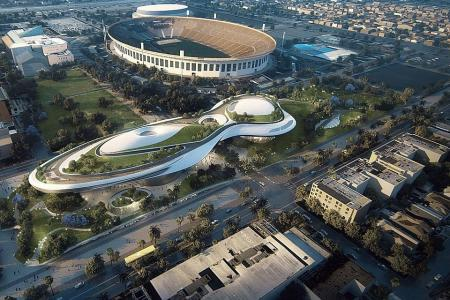 After 15 years, Diesel returns to xXx LA to house George Lucas museum