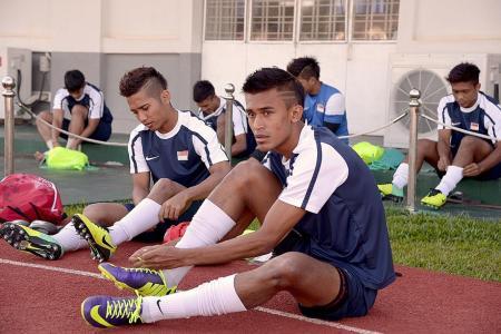 National footballer Shakir arrested