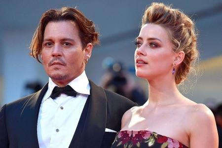 Johnny Depp divorce: Pistol and Boo to stay with Amber Heard