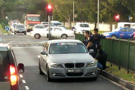 Another driver arrested for driving against traffic