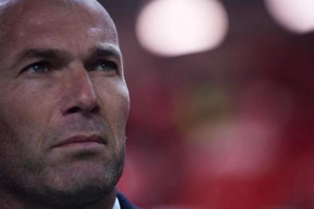 Zidane: Five-minute spell cost us the game