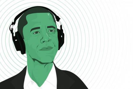 If Barack Obama was Spotify's President of Playlists