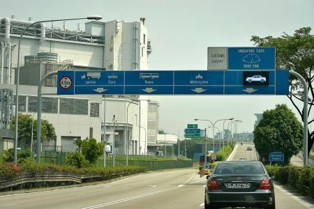 Singapore matches Malaysia's fees