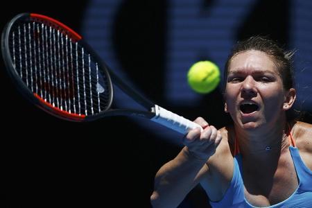 Stars struggle at the Australian Open
