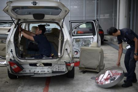 Cigarette smuggling might fund terrorism