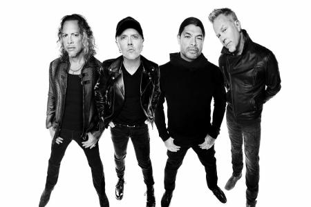 Metallica's Hardwired for success with new album