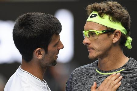 Novak: Rivals believe they can beat me now