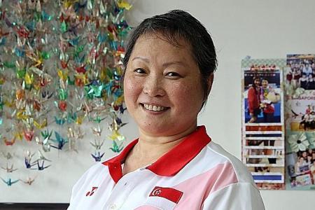 Gymnastics coach Zhu dies