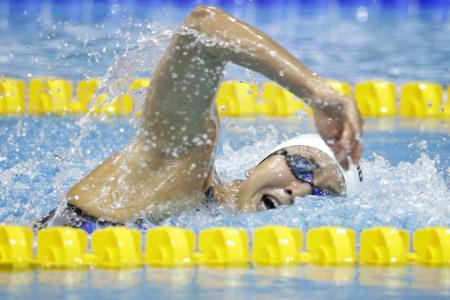 Quah to zoom in on freestyle events in upcoming SEA Games