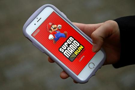 Android set for Super Mario Run Emoji prank crashes iPhones Tech firm creates Trump monitor for stock markets Snap hires ex-aide of former US Sec of State