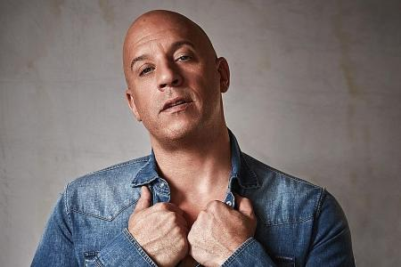 Vin Diesel is back as Xander Cage in new 'xXx' movie