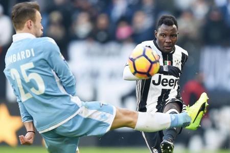 Juventus back to winning ways