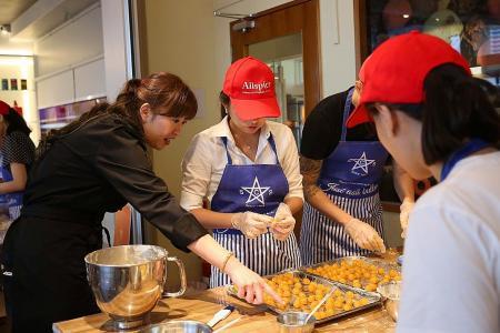 Art of making tarts