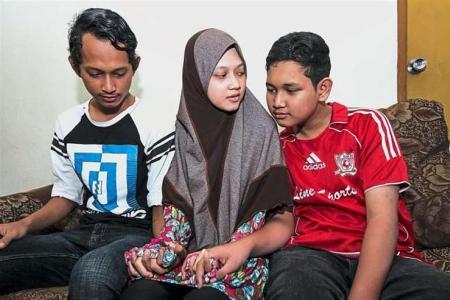 Dengue leaves three M'sian siblings orphaned