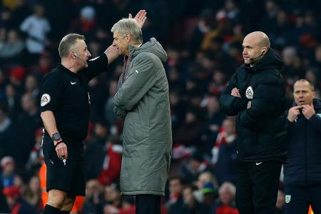 'Wenger must be severely punished'