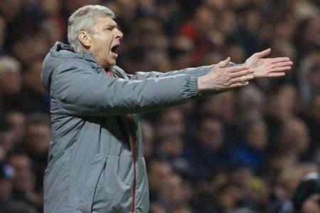Wenger hit with misconduct charge