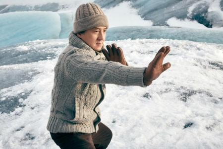 Movie Review: Kung Fu Yoga