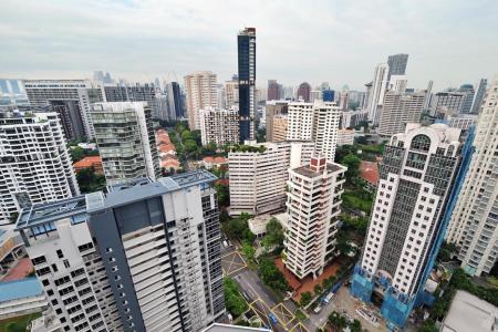 Survey: Singapore's high-end rent falls to No. 7 spot