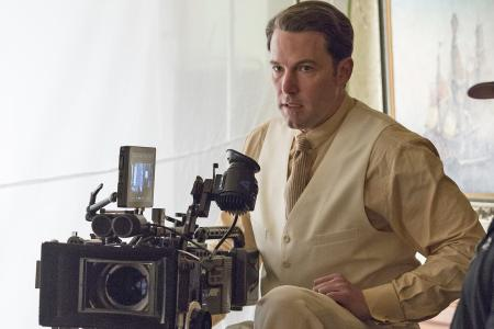Affleck the director comes forth