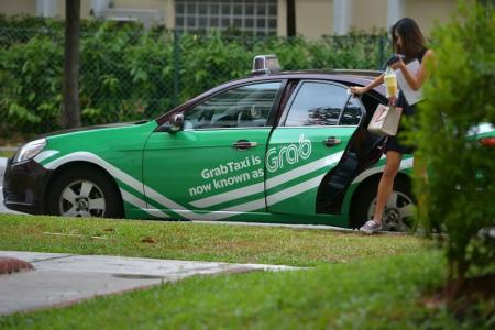 No Grab or Uber for those with young kids