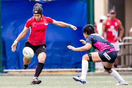 S'pore rugby sevens teams to go pro