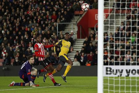 Welbeck to be eased in