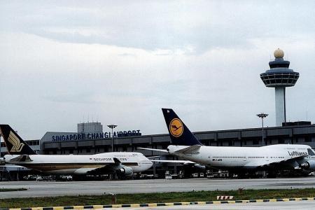 Changi Airport handled record 58.7 million passengers last year